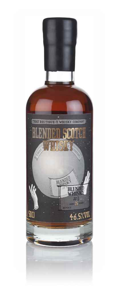 Blended Whisky #1 35 Year Old (That Boutique-y Whisky Company)