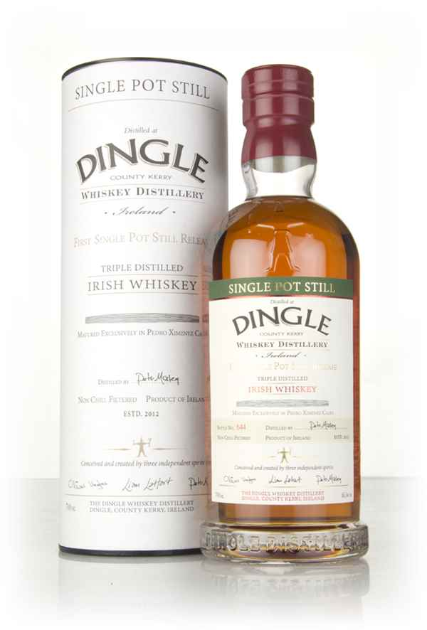 Dingle First Single Pot Still Whiskey