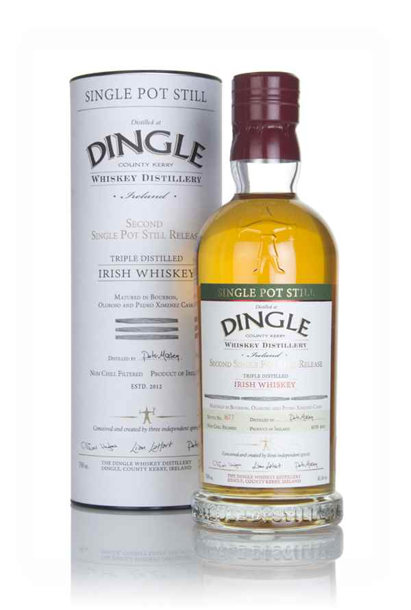 Dingle Second Single Pot Still Whiskey
