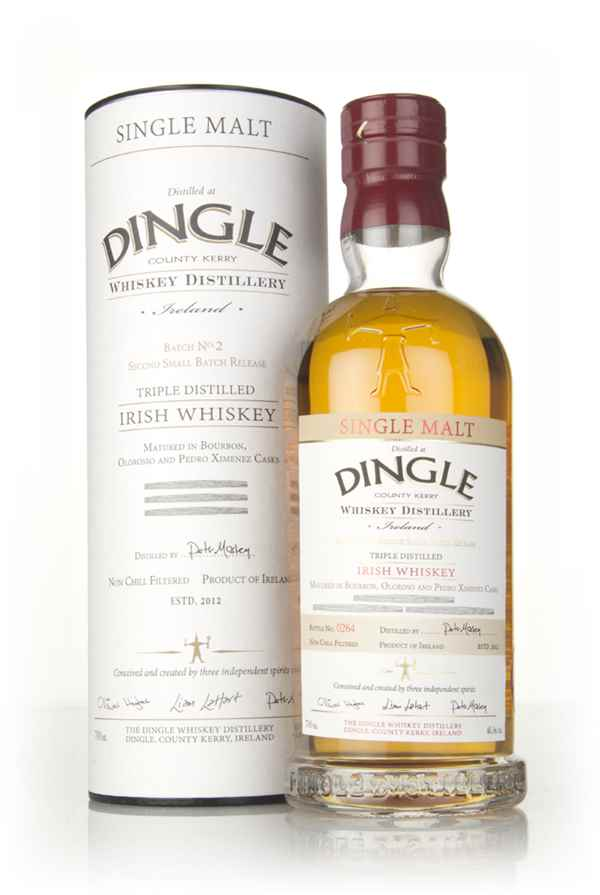 Dingle Single Malt - Batch No.2