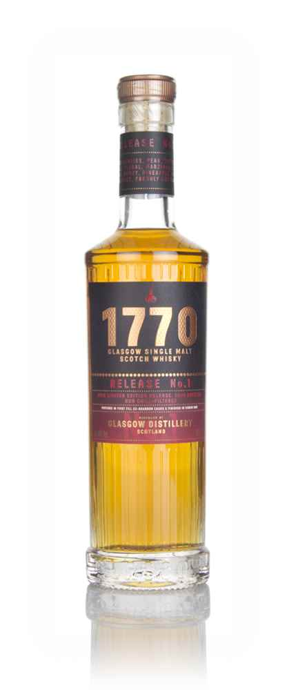 1770 Whisky - Release No.1