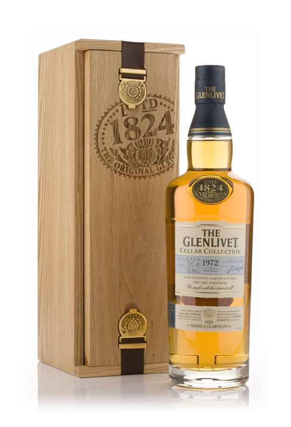 The Glenlivet 1972 - Cellar Collection