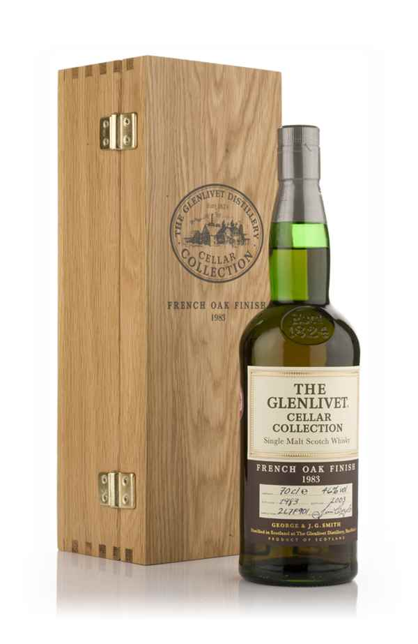 The Glenlivet 1983 - Cellar Collection