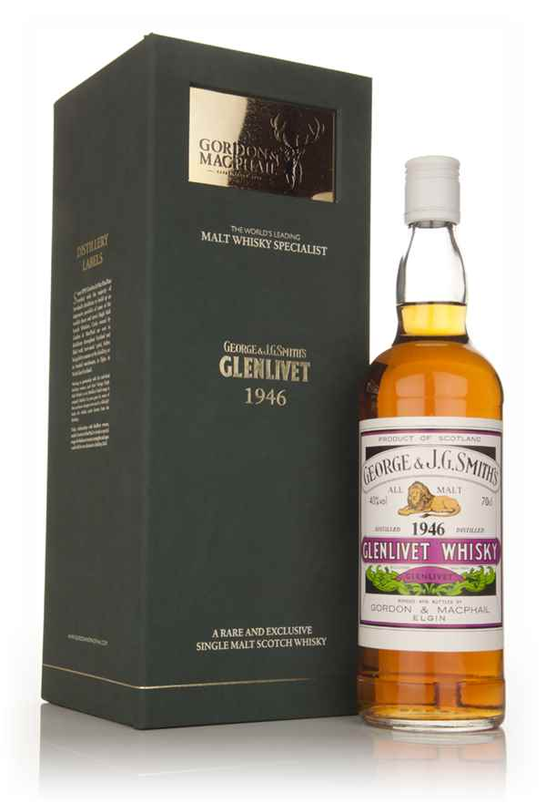 Smith's Glenlivet 1946 - (Gordon and Macphail)