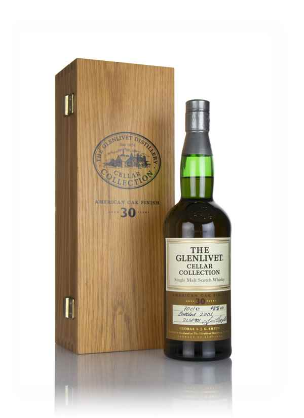The Glenlivet 30 Year Old - Cellar Collection