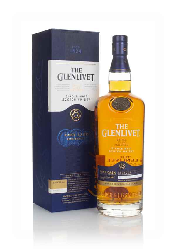 The Glenlivet Triple Cask Matured Rare Cask
