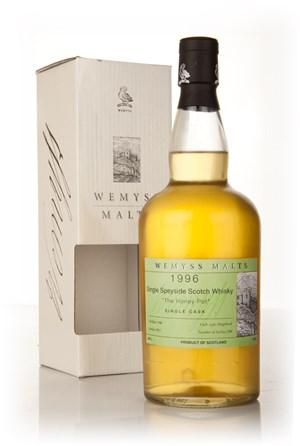 The Honey Pot 1996 - Wemyss Malt (Glen Moray)