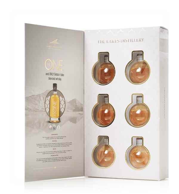 The ONE Bauble Gift Set Details. Country English Whisky
