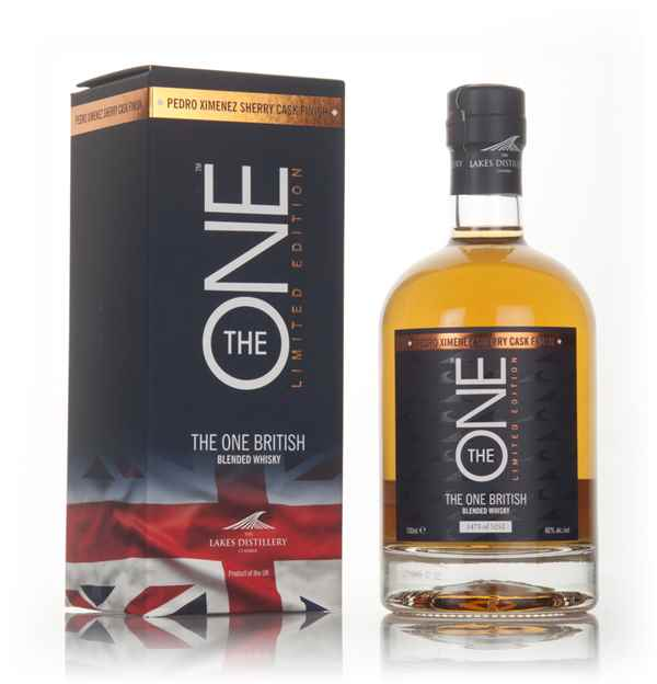 The ONE Limited Edition - Pedro Ximenéz Cask Finish