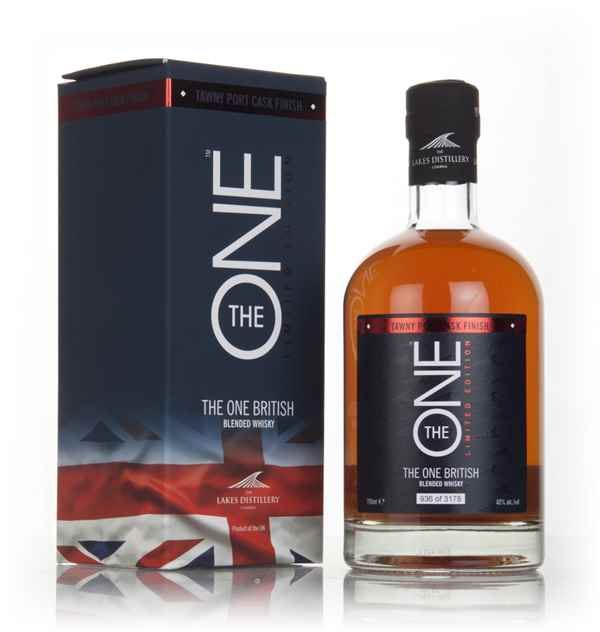 The ONE Limited Edition - Tawny Port Cask Finish