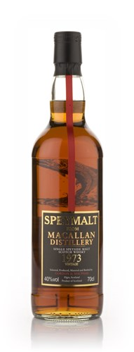 Macallan 1973 - Speymalt (Gordon and MacPhail)