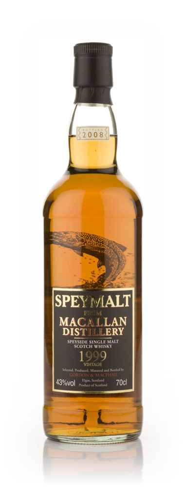 Macallan 1999 - Speymalt (Gordon and MacPhail)