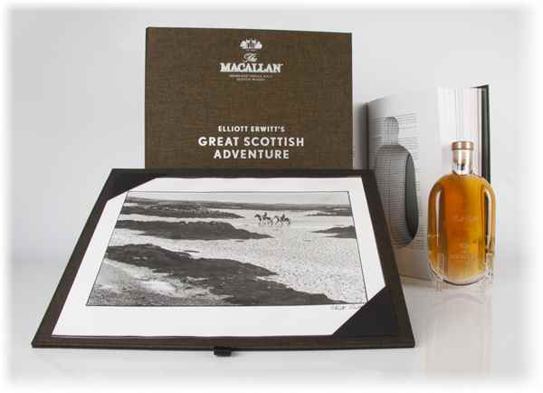 Macallan Great Scottish Adventure (Print 57) - Elliott Erwitt (Masters of Photography)