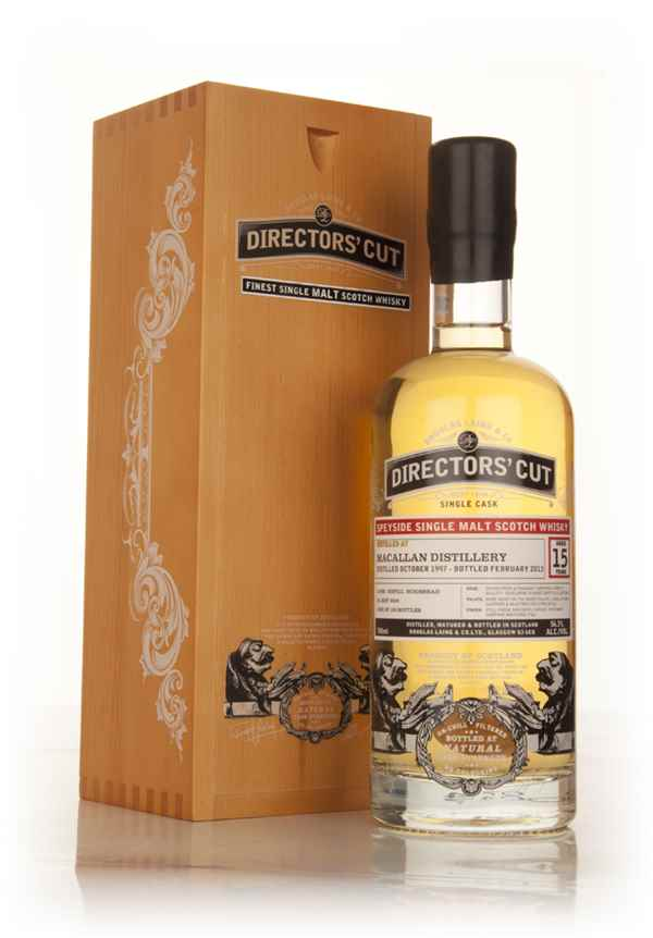 The Macallan 15 Year Old 1997 (cask 9552) - Directors' Cut (Douglas Laing)