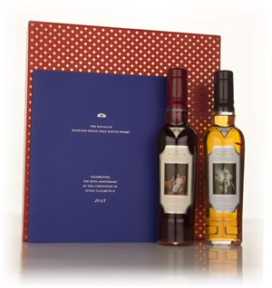 The Macallan Coronation Bottling - In Celebration of the 60th Anniversary of Queen Elizabeth II's Coronation