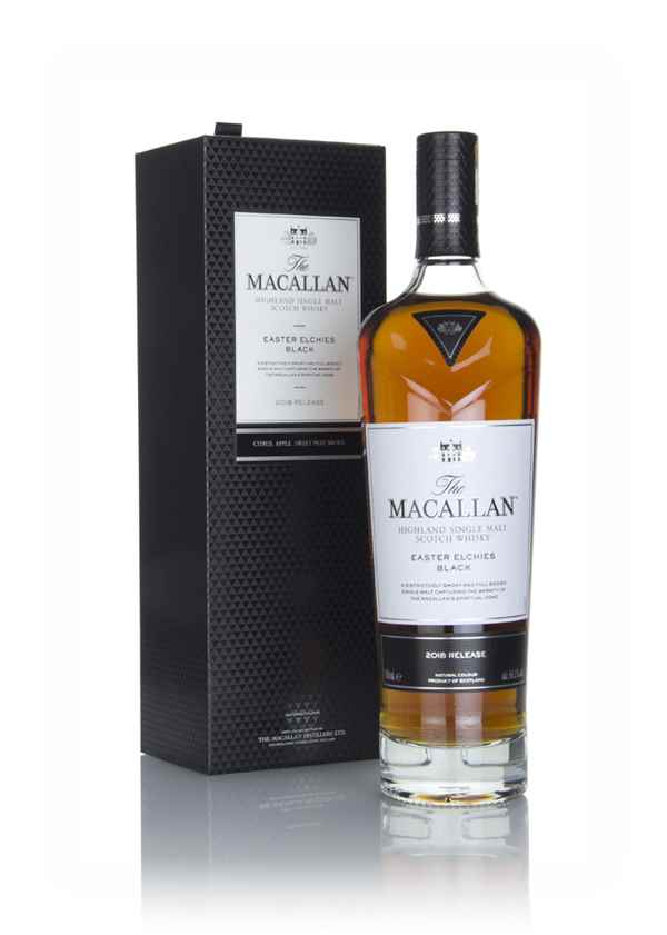 The Macallan Easter Elchies Black (2018 Release)