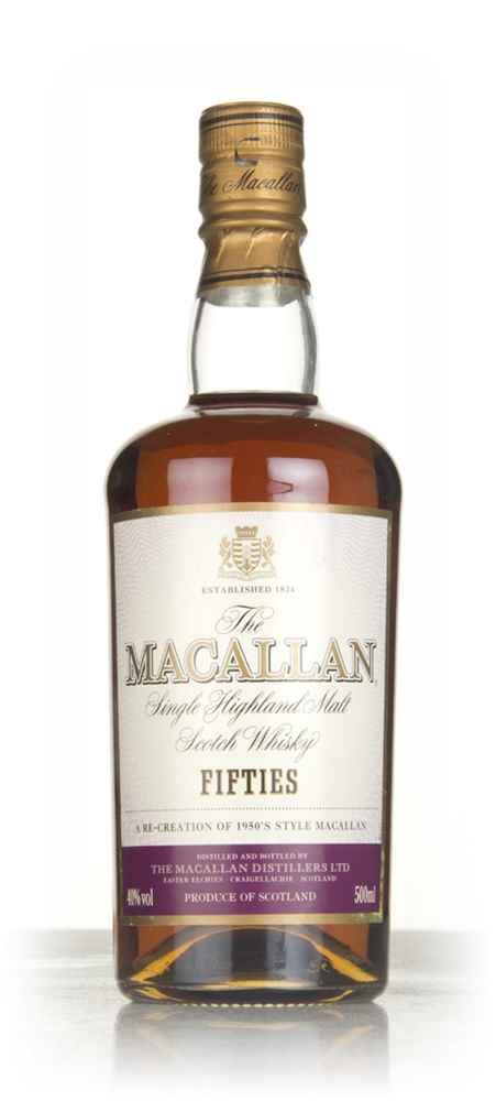 The Macallan Fifties