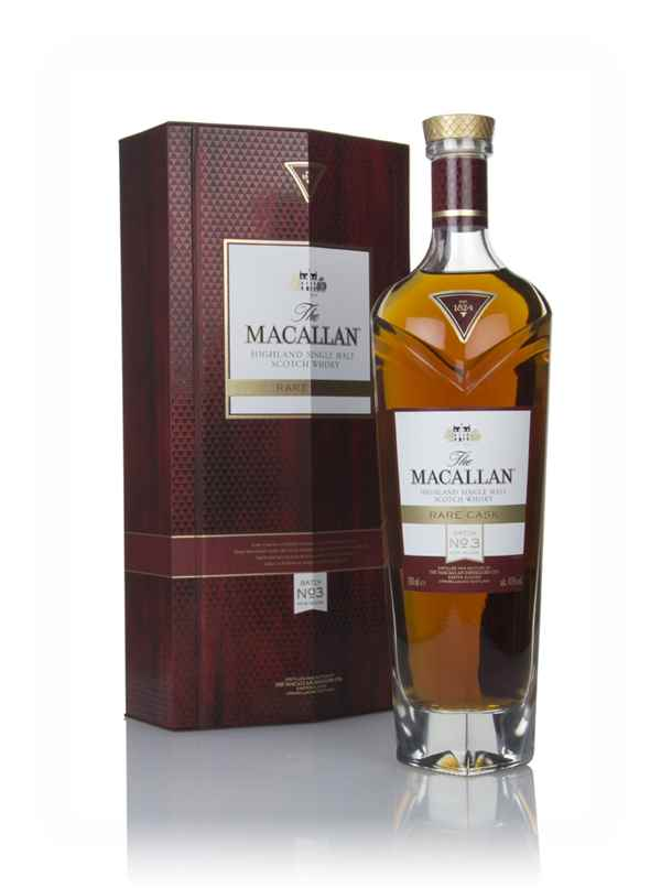 The Macallan Rare Cask - Batch No.3 (2018 Release)