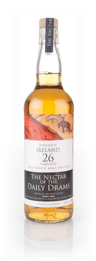 Irish Single Malt 26 Year Old 1989 - The Nectar of the Daily Drams