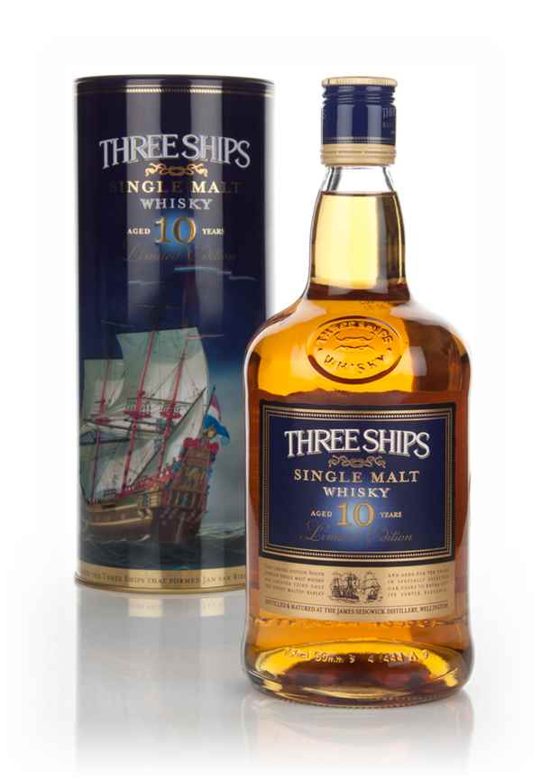 Three Ships 10 Year Old
