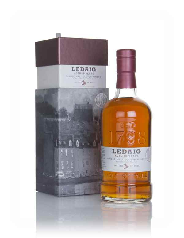 Ledaig 19 Year Old Pedro Ximénez Cask Finish