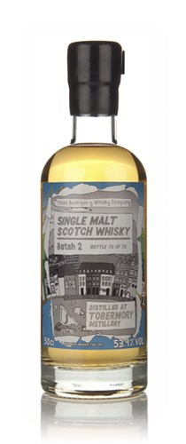 Tobermory - Batch 2 (That Boutique-y Whisky Company)