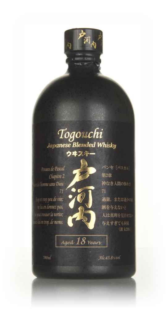 Togouchi 18 Year Old (43.8%)
