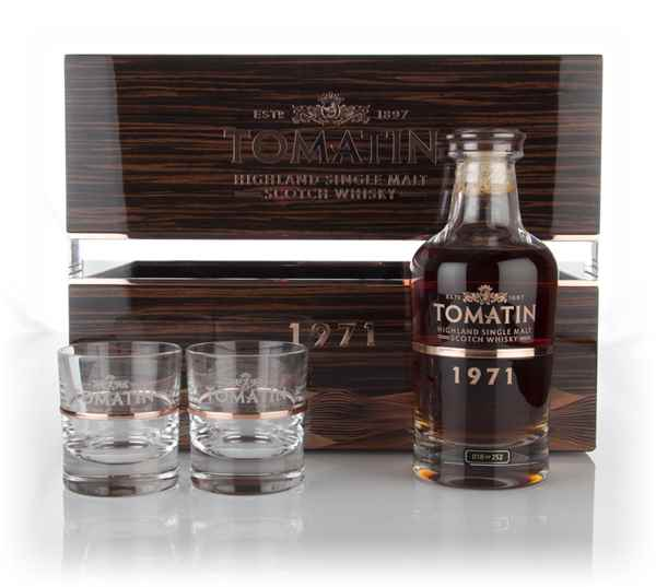 Tomatin 1971 44 Year Old