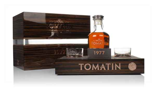 Tomatin 1977 42 Year Old