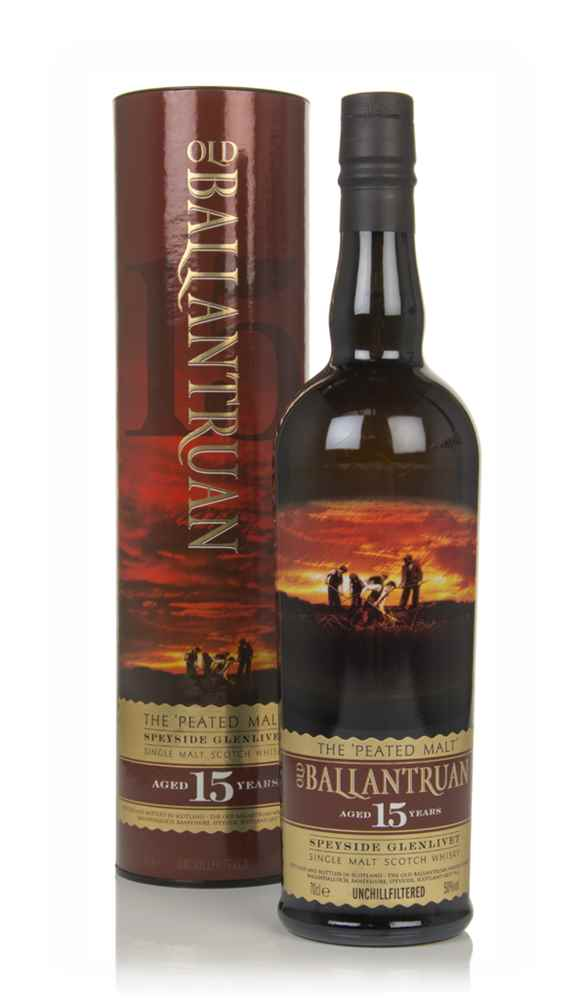 Old Ballantruan 15 Year Old