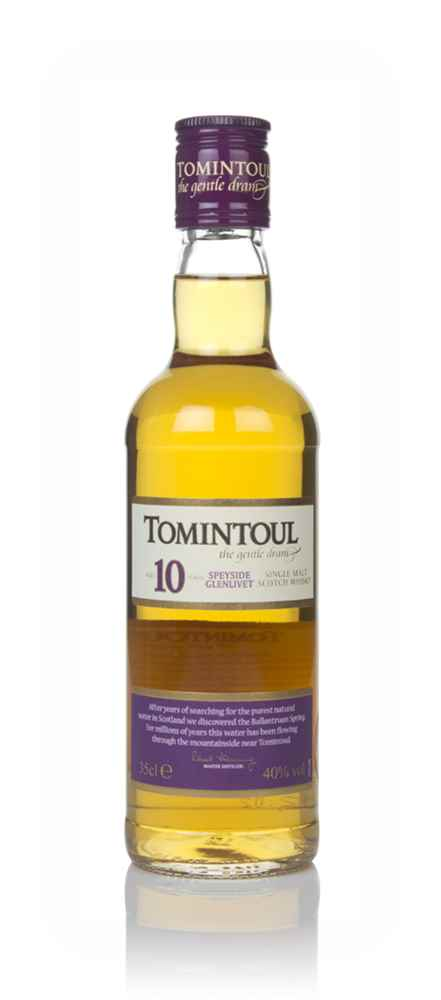 Tomintoul 10 Year Old 35cl