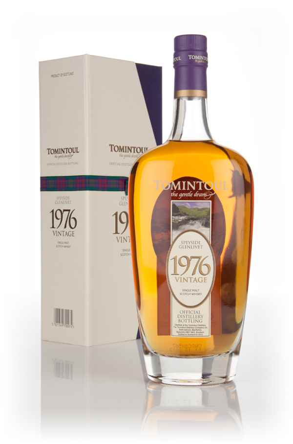 Tomintoul 36 Year Old 1976 (bottled 2013)