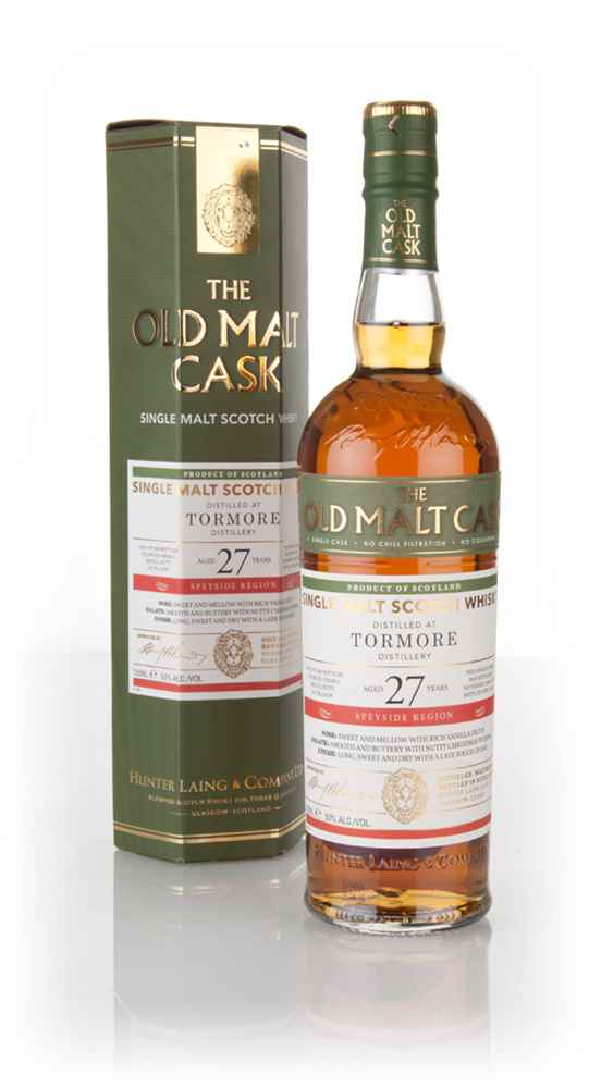 Tormore 27 Year Old 1988 (cask 12239) - Old Malt Cask (Hunter Laing)