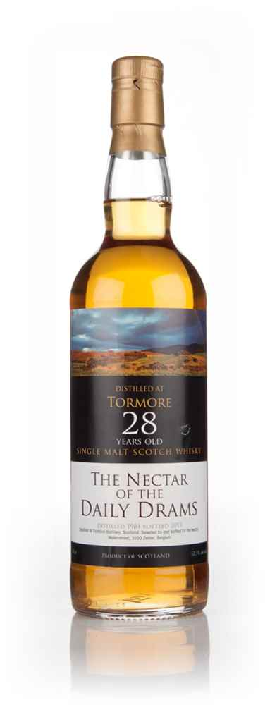 Tormore 28 Year Old 1984 - The Nectar Of The Daily Drams