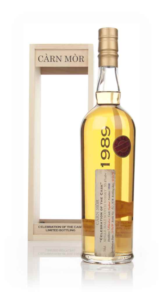 Tullibardine 24 Years Old 1989 (cask 1958) - Celebration Of The Cask (Càrn Mòr)