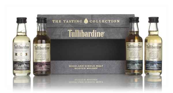 Tullibardine Tasting Collection Gift Set (4 x 50ml)