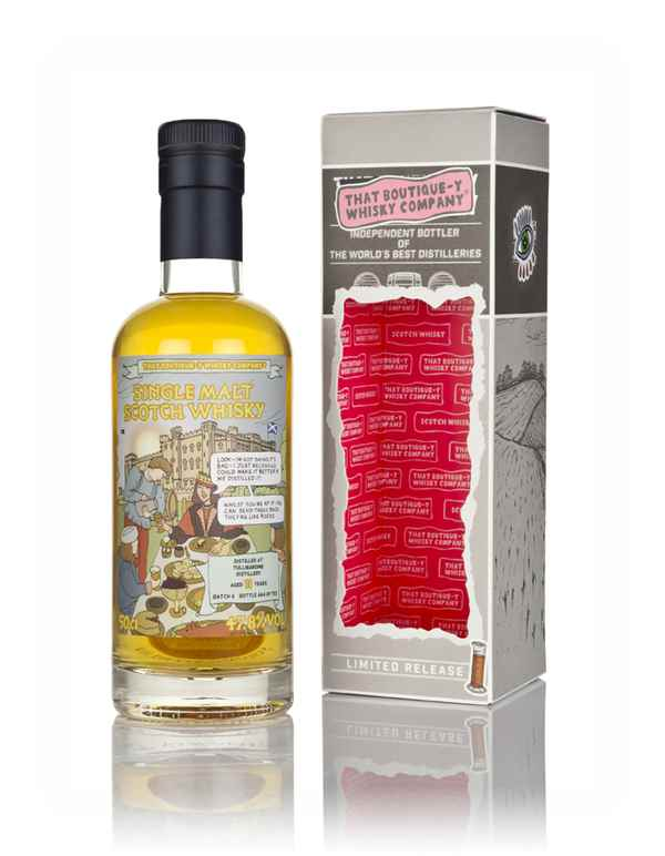 Tullibardine 11 Year Old (That Boutique-y Whisky Company)
