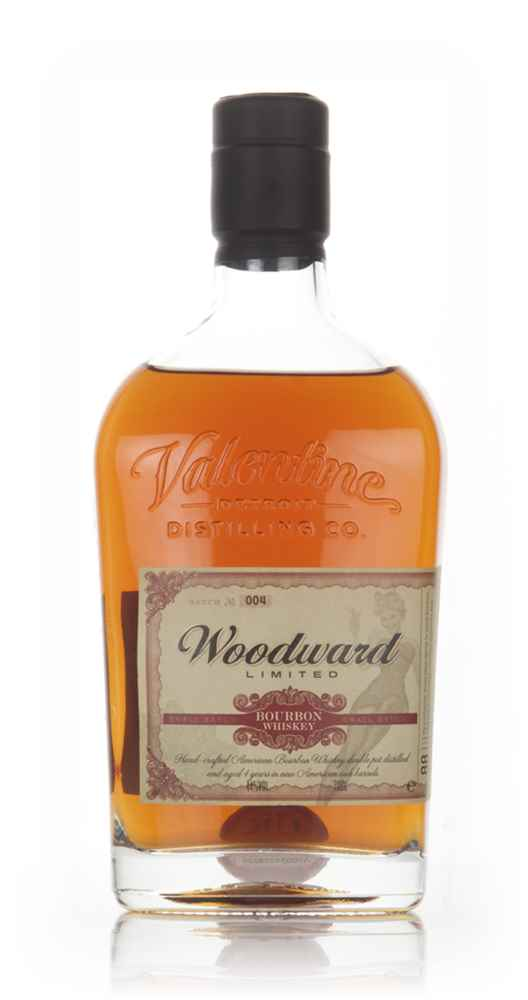Woodward Bourbon
