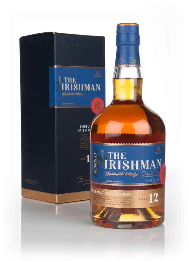 The Irishman 12 Year Old (2014 Release)