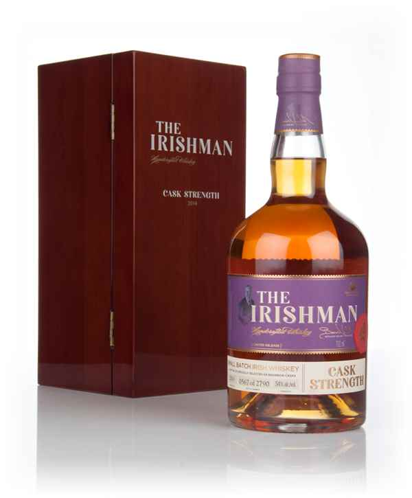 The Irishman Cask Strength (2014 Release)