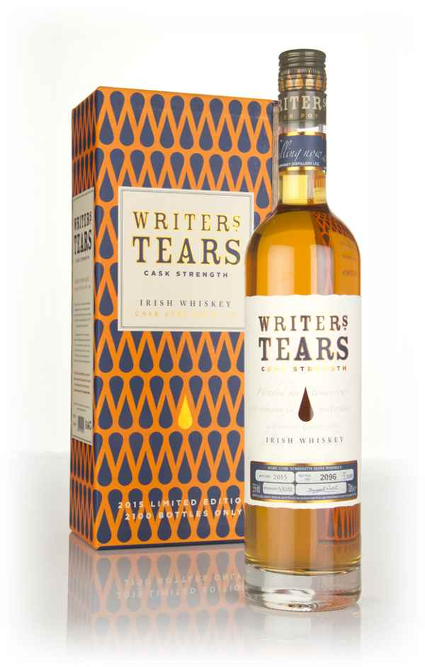 Writers Tears Cask Strength (2015 Release)