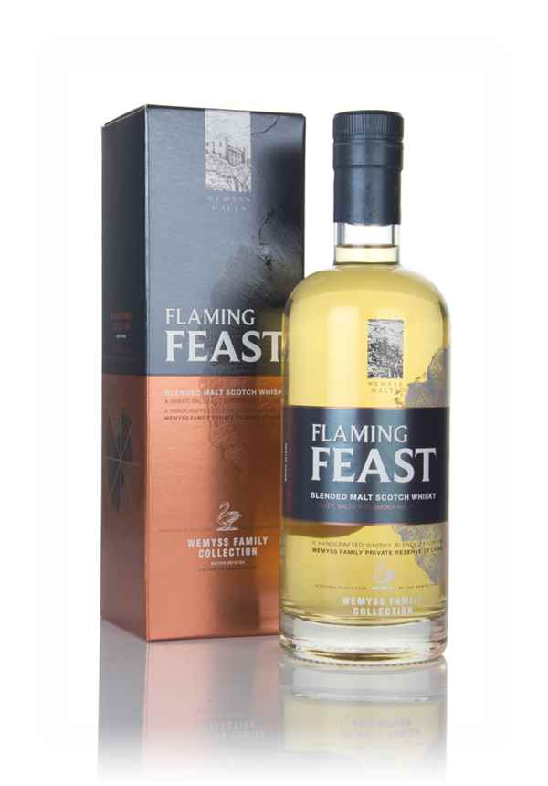 Flaming Feast - Wemyss Family Collection