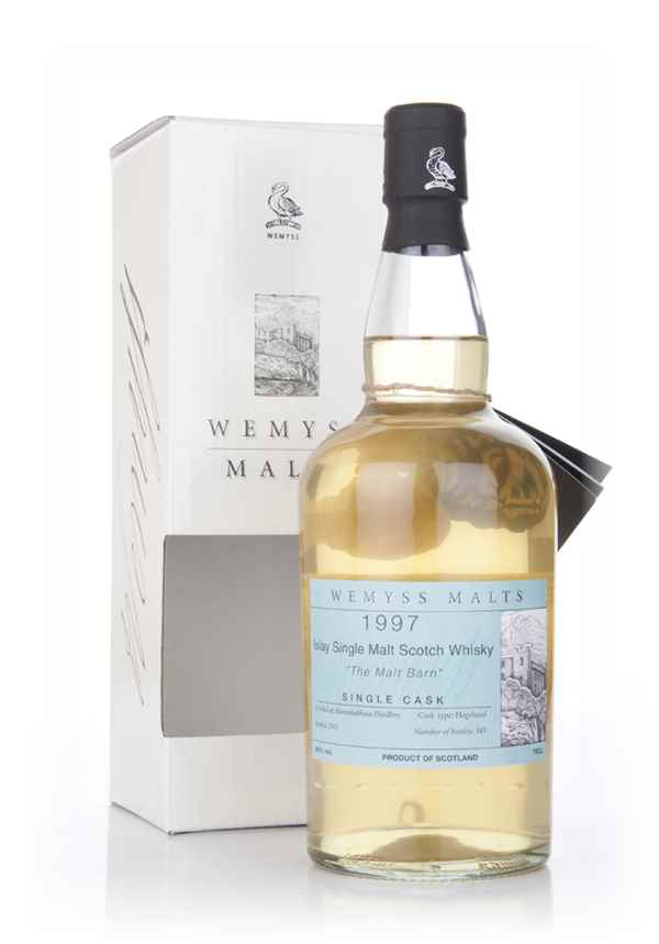 Wemyss The Malt Barn 1997 (Bunnahabhain)