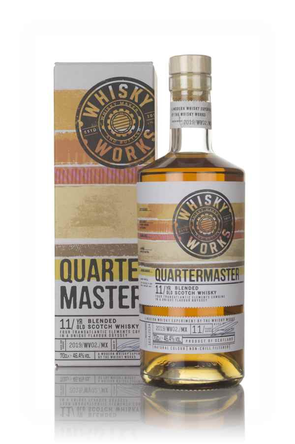 Whisky Works Quartermaster 11 Year Old