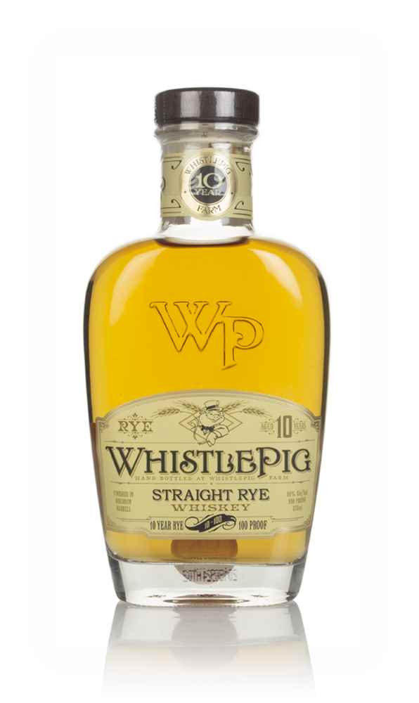 WhistlePig 10 Year Old (37.5cl)