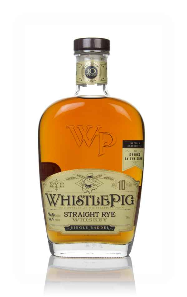 Whistlepig 10 Year Old - Drinks By The Dram Exclusive
