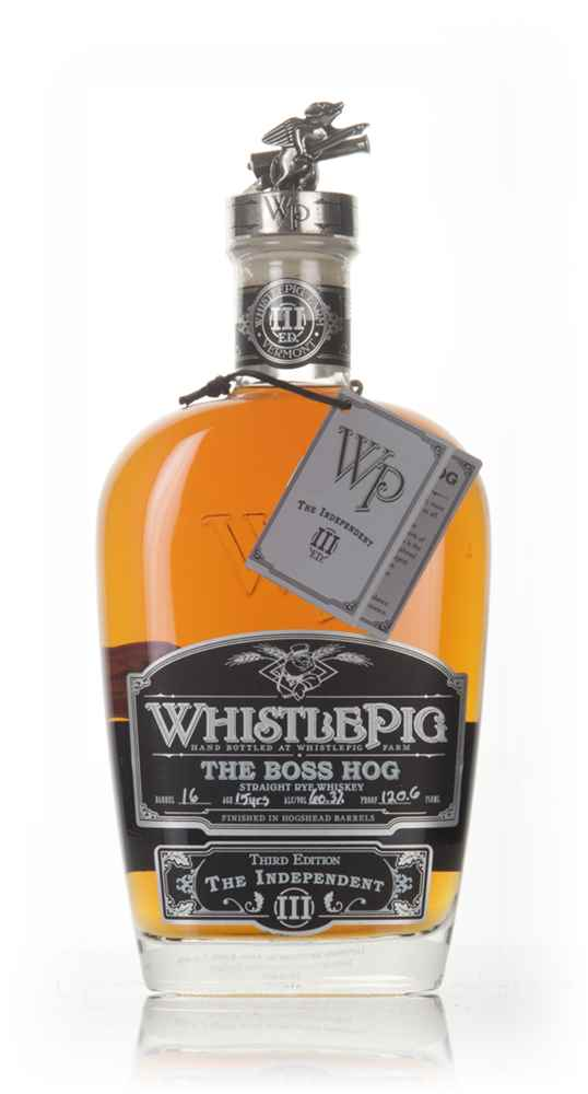 WhistlePig 14 Year Old - The Boss Hog 2016 Edition (cask 16)