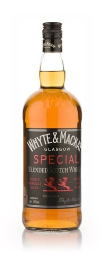 Whyte and Mackay Special Blended Scotch Whisky 1l