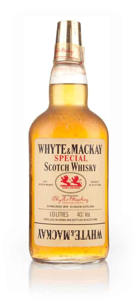 Whyte & Mackay Special Scotch Whisky - 1960s