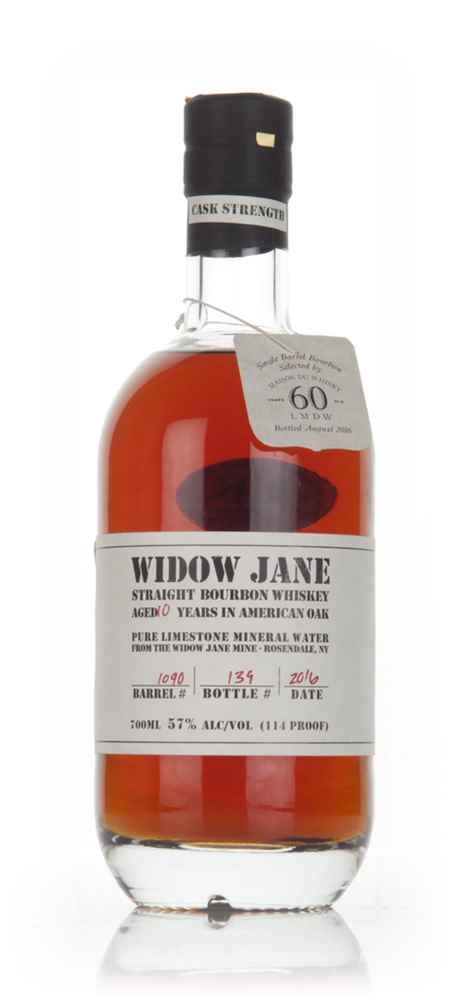 Widow Jane 10 Year Old (cask 1090) (La Maison du Whisky 60th Anniversary)